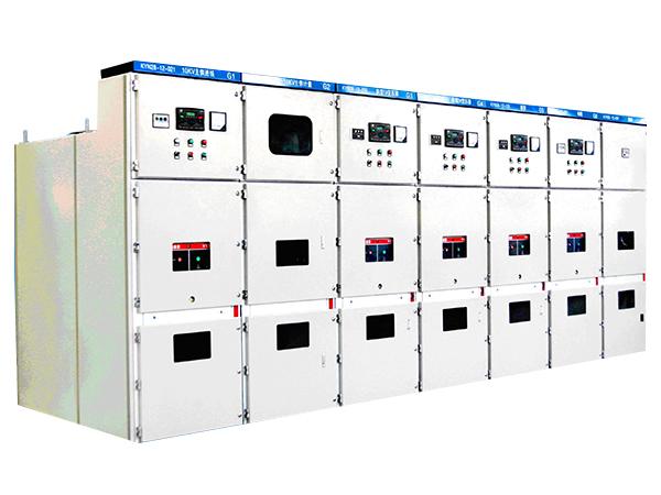 KYN28A-12型中置铠装移开式交流金属封闭开关设备